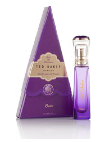 5e2512ffb Sweet Treats Cate Ted Baker perfume - a fragrance for women 2012