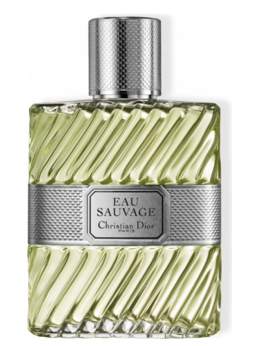 Eau Sauvage Christian Dior Cologne A Fragrance For Men 1966
