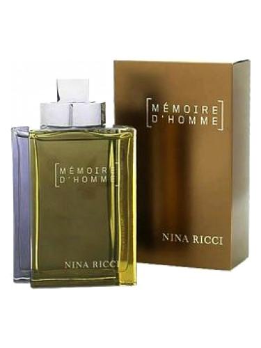Memoire Nina D'homme Ricci For Men Tl1JFKc