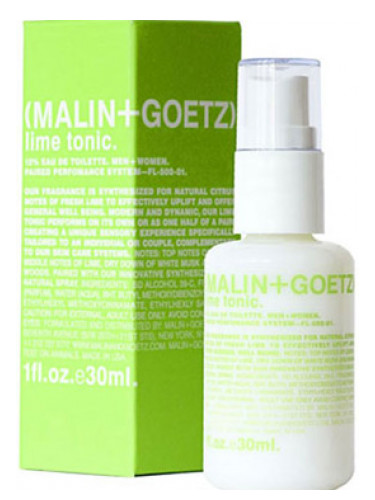 lime tonic malin goetz parfum un parfum unisex 2005. Black Bedroom Furniture Sets. Home Design Ideas