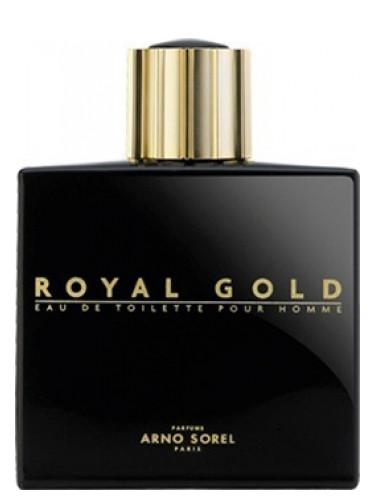 Royal Gold Arno Sorel одеколон аромат для мужчин