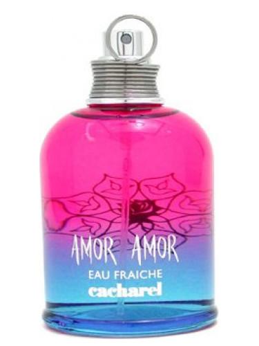 Amor Amor Eau Fraiche 2006 Cacharel аромат аромат для женщин 2006