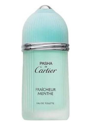be984953bbd Pasha de Cartier Fraicheur Menthe Cartier cologne - a fragrance for men 1999
