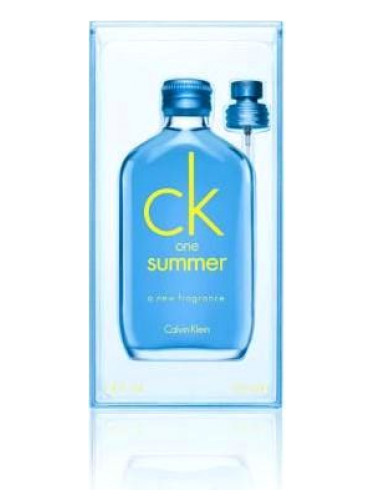 29c9df45a8 CK One Summer 2008 Calvin Klein perfume - a fragrance for women and men 2008