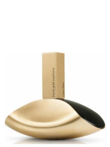 50bb8ec1d1 Liquid Gold Euphoria Calvin Klein perfume - a fragrance for women 2014