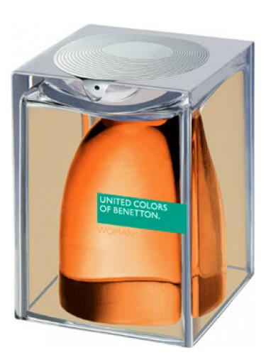 Of Colors United Benetton Un Parfum Pour Woman vwmNO8n0