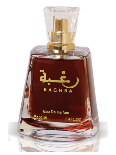 Raghba Lattafa Perfumes Perfume A Fragrance For Women And Men