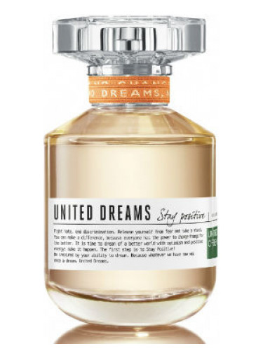359b34fcec2e United Dreams Stay Positive Benetton для женщин