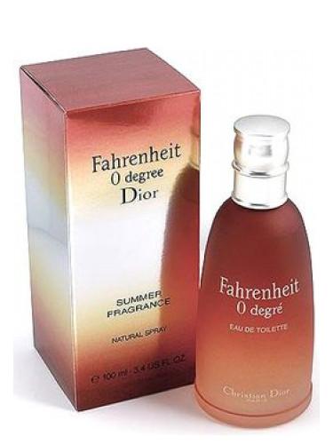 Fahrenheit 0 Degree Christian Dior for men