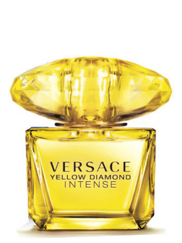 Diamond Pour Yellow Intense Versace Femme DIHW9eE2Y
