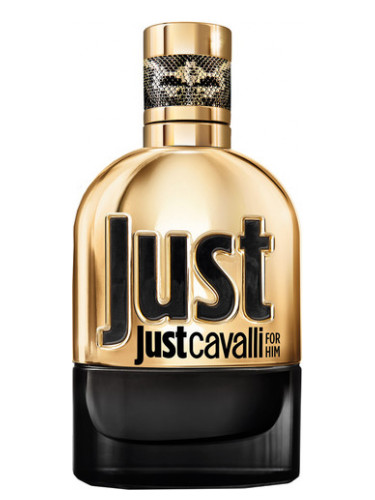 Just Cavalli Gold For Him Roberto Cavalli Cologne A Fragrance For