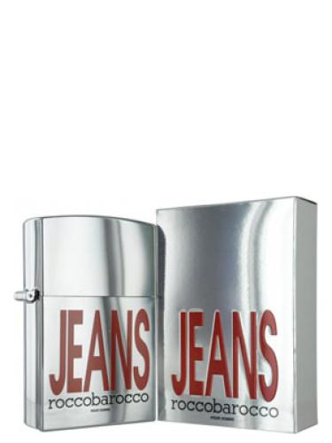 Jeans Pour Homme di Roccobarocco da uomo
