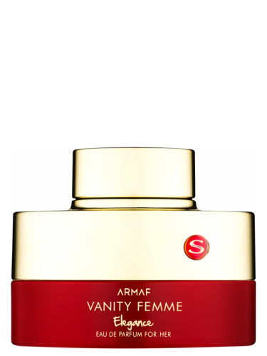 Vanity Femme Elegance Armaf Perfume A Fragrance For Women