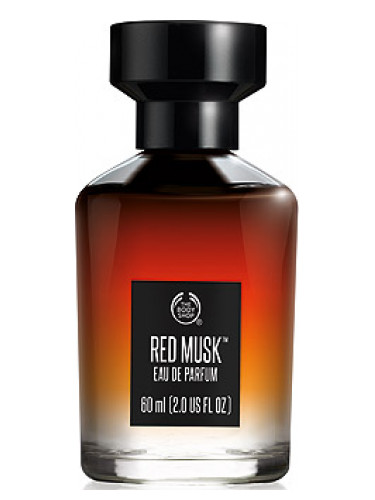 Red The Musk Shop For Body Women b6g7Yyf