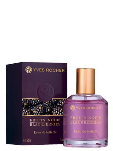 Fruits Noirs Blackberries Yves Rocher parfum un parfum