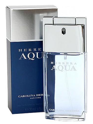 aad96a51e8 Herrera Aqua Carolina Herrera Colonia - una fragancia para Hombres 2004