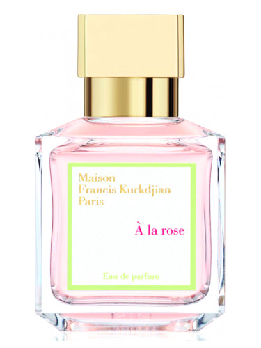 ed4183a9d3478 A La Rose Maison Francis Kurkdjian perfume - a fragrance for women 2014