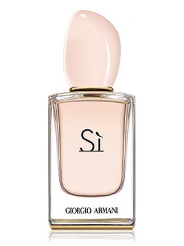 Si Eau De Toilette Giorgio Armani Perfume A Fragrance For Women 2015