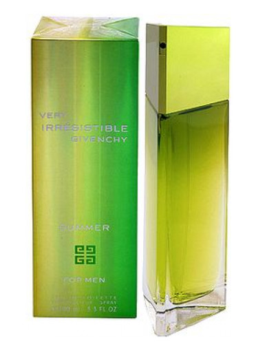 Very Irresistible Summer For Men 2006 Givenchy Cologne A Fragrance