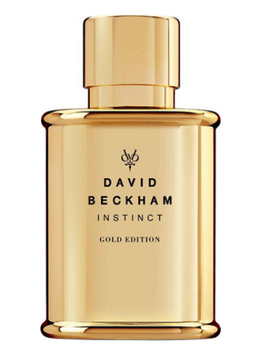 Instinct Gold Edition David Beckham одеколон аромат для мужчин 2015
