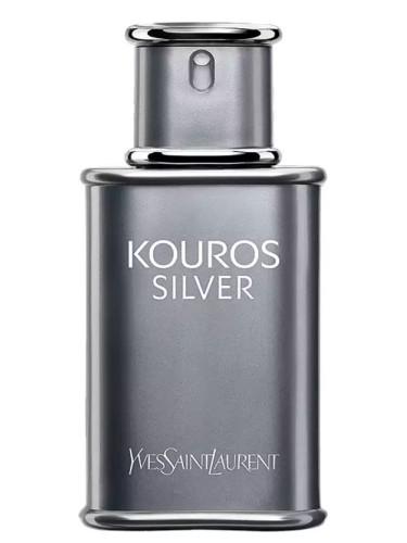 Yves Saint Laurent Kouros Silver Yves Saint Laurent cologne - a fragrance  for men 2015 201f817dfba