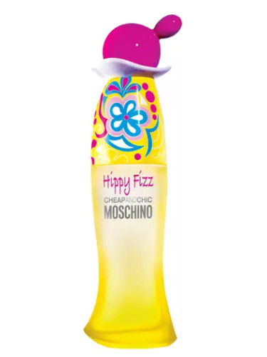 Cheap and Chic Hippy Fizz Moschino perfume - a fragrance for women 2008 5454ec42764