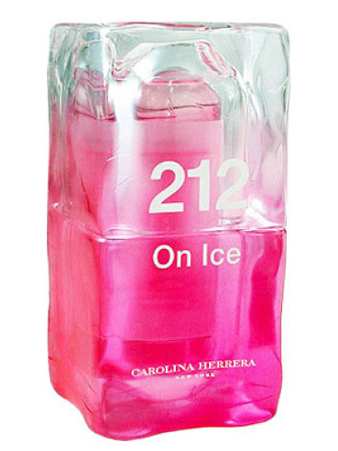 5d1462238 212 on Ice 2006 Carolina Herrera perfume - una fragancia para ...