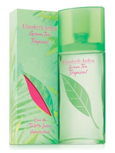 elizabeth green tea perfume