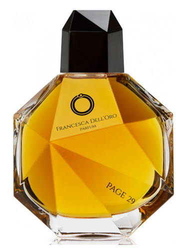 Page 29 Dell'oro Una Unisex 2015 Fragranza Francesca EHID29