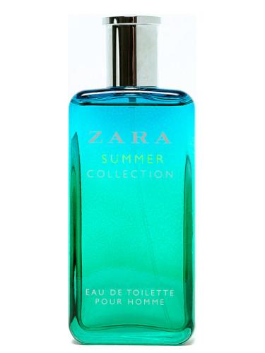 Collection Pour Toilette Cologne Un Eau Summer Zara Homme De 4jqARLc35