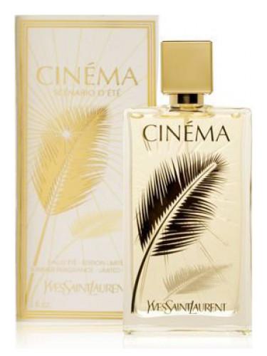 Cinema Scenario Dete Yves Saint Laurent Perfume A Fragrance For