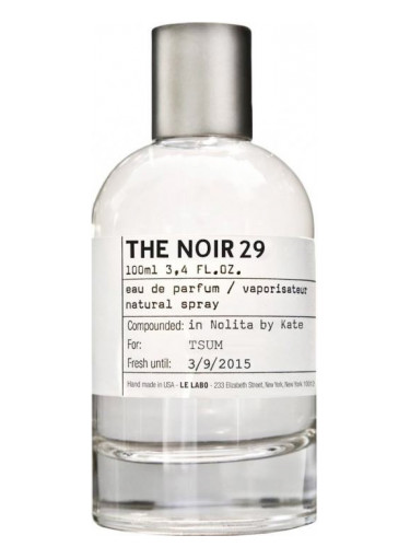 d8eea5f4fe9f2 The Noir 29 Le Labo perfume - a fragrance for women and men 2015