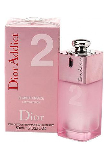 781e5b2fd1c Dior Addict 2 Summer Breeze Christian Dior perfume - a fragrância ...