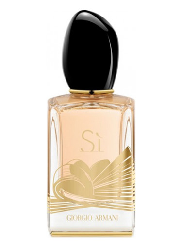 Si Golden Bow Giorgio Armani For Women