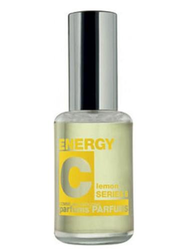 Energy C Lemon Comme des Garcons perfume una fragancia