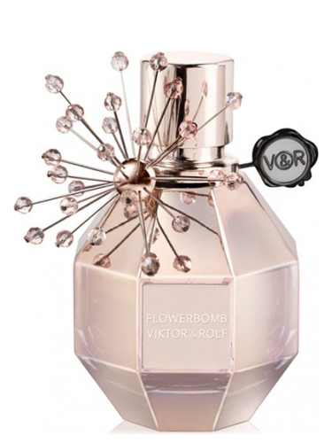 Flowerbomb crystal edition 2015 perfume for women by viktor & rolf.