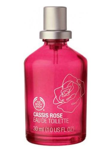 Cassis Rose Pour The Body Shop Femme sdhQrCt