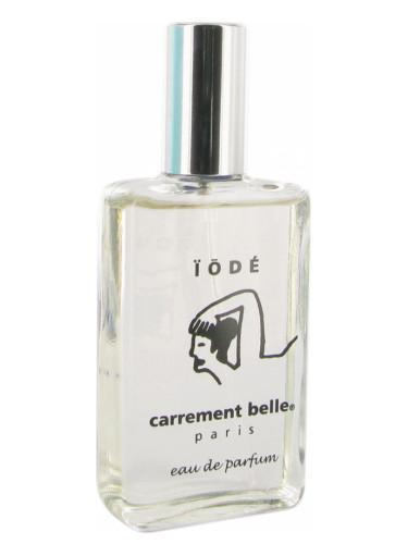 Femme Un Belle Parfum Homme Et Iode Pour Carrement Ok0Pnw