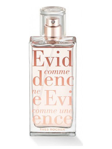 Comme une Évidence Eau de Parfum Limited Edition Yves Rocher voor dames