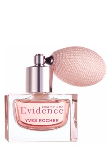Comme Une Evidence Le Parfum Yves Rocher Parfum Un Parfum Pour