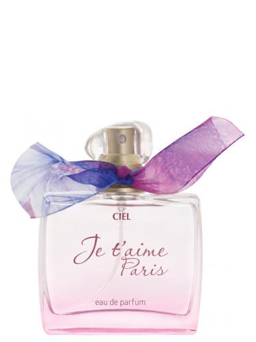 Je Taime Paris Ciel Parfum Perfume Una Fragancia Para Mujeres