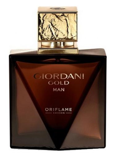 Giordani Gold Man Oriflame одеколон аромат для мужчин 2016
