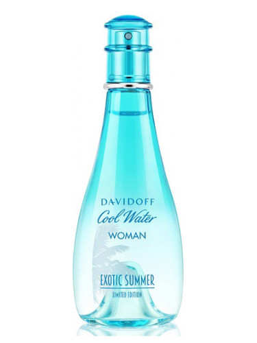 Water Woman Davidoff Summer Un Parfum Pour Exotic Cool ybfgvY67
