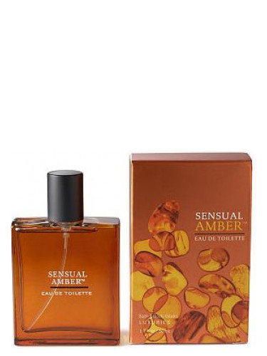 Sensual Amber Bath and Body Works for women