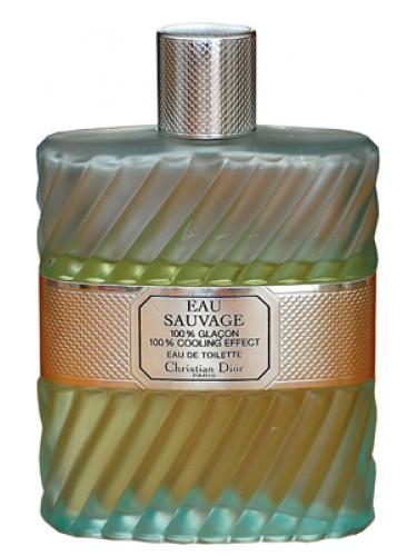 Eau Sauvage 100 Glaçon Christian Dior Perfume A Fragrance For