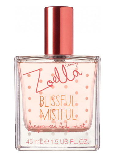 Blissful Mistful Zoella Beauty Perfume A Fragrance For Women 2014
