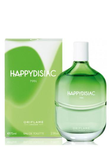 Happydisiac Man Oriflame одеколон — аромат для мужчин 2016 53822b3c5e721