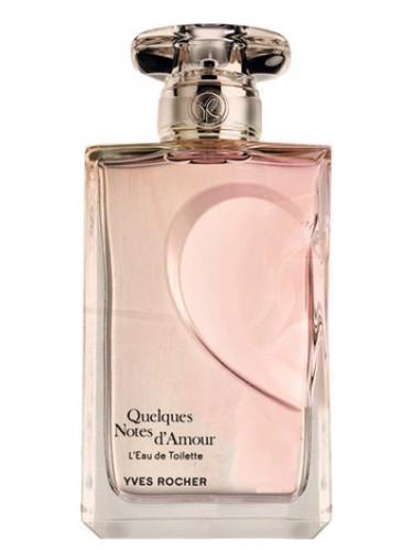 Quelques Notes Damour Leau De Toilette Yves Rocher Perfume A