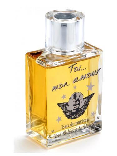 Toi Mon Amour Des Filles A La Vanille Perfume Una