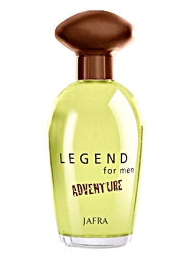 Jafra Legend for Men | Duftbeschreibung und Bewertung